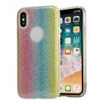 Back Case Bling Samsung Galaxy A6 (2018) hátlap, tok, színes