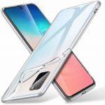 Samsung Galaxy S10 Lite 2mm hátlap, tok, átlátszó