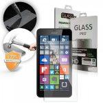 Microsoft Lumia 640 XL LCD Glass Screen kijelzővédő edzett üvegfólia (tempered glass) 9H keménységű (nem teljes kijelzős 2D sík üvegfólia), átlátszó