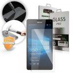 Microsoft Lumia 950 XL LCD Glass Screen kijelzővédő edzett üvegfólia (tempered glass) 9H keménységű (nem teljes kijelzős 2D sík üvegfólia), átlátszó