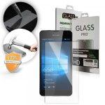 Microsoft Lumia 650 LCD Glass Screen kijelzővédő edzett üvegfólia (tempered glass) 9H keménységű (nem teljes kijelzős 2D sík üvegfólia)
