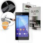 Sony Xperia M4 Aqua LCD Glass Screen kijelzővédő edzett üvegfólia (tempered glass) 9H keménységű (nem teljes kijelzős 2D sík üvegfólia), átlátszó