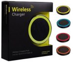 Wireless Induction Charger Vezeték nélküli töltő, fekete-barna