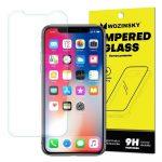 Wozinsky Huawei Y7 Prime (2018)/Y7 (2018) kijelzővédő edzett üvegfólia (tempered glass) 9H keménységű (nem teljes kijelzős 2D sík üvegfólia), átlátszó
