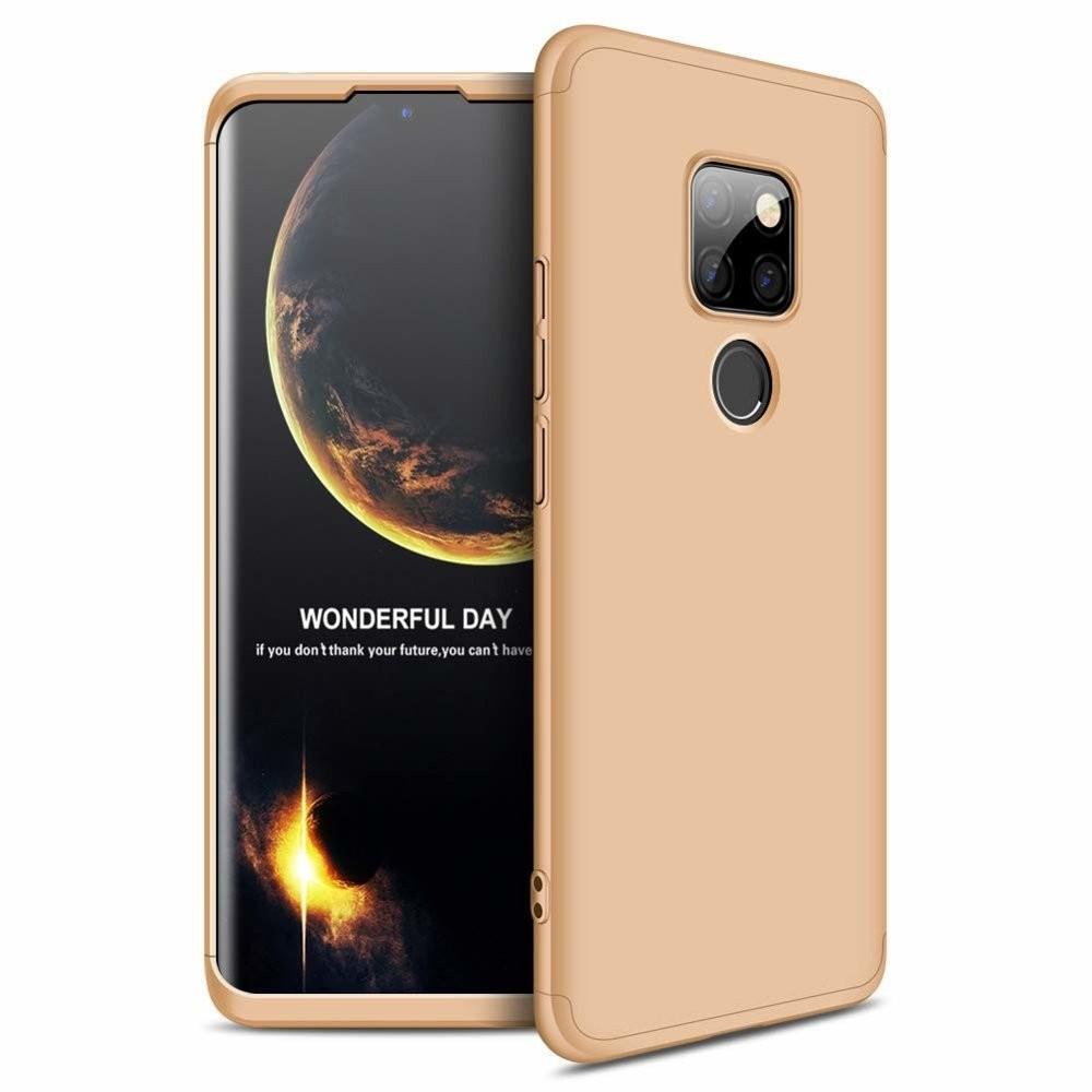 87ac8aac6d8f Full Body Case 360 Huawei Mate 20 elő-hátlap tok, arany - TOK-STORE ...